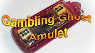 Takrut Nam Man Prai Nang Panan - Gambling Deva Amulet - Kroo Ba Porn