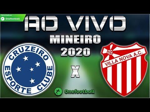 Cruzeiro 1x0 Villa Nova | Mineiro 2020 | 3ª Rodada
