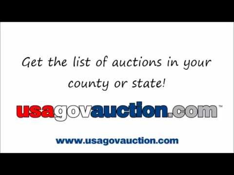 Kershaw County, South Carolina Government/Police and Foreclosure Auctions