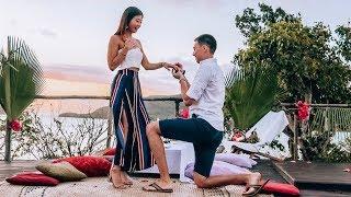 SURPRISE PROPOSAL! We Got Engaged in Fiji ◆ Emi & Chad ◆