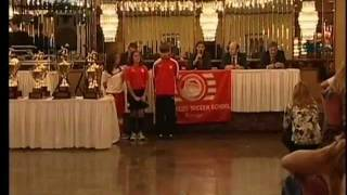 Olympiacos Soccer School Chicago ANT1 Satellite Commercial