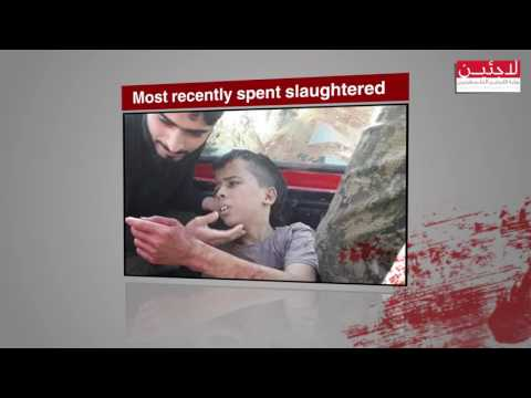 """209 Palestinian children have been killed during the war in Syria. """"Abdullah Issa"""" 20/7/2016"""