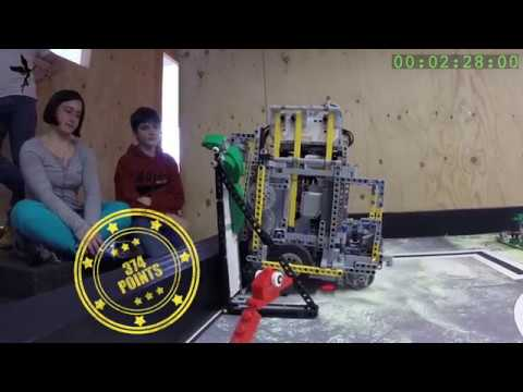 FLL Animal Allies 2016 - 374 Points streaming vf