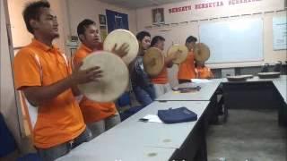 Belia G2 : Latihan Kompang 2012 - Selawat Nabi