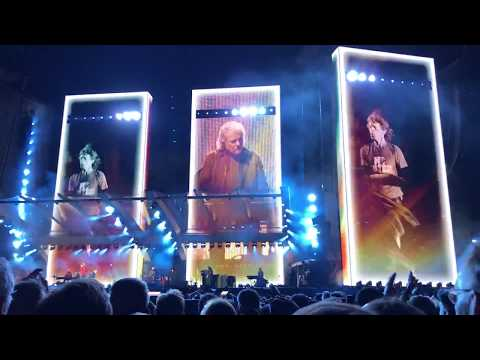 ROLLING STONES - Street Fighting Man - live in Zürich, 20.9.2017 - No Filter Tour