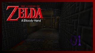 Let's Test Adventurecraft Maps: TLoZ - A Bloody Hand #01: Blut an seinen Händen!