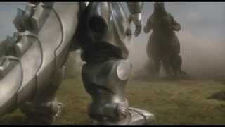 Godzilla vs Mechagodzilla II: First Battle