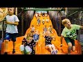 More of Us than Ever Before - Indoor Playground Fun at Leo's Lekland