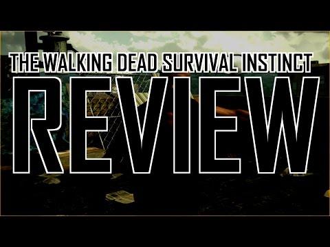 The Walking Dead Survival Instinct Review