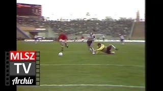 Magyarország-Franciaország | 1-3 | 1990. 03. 28 | MLSZ TV Archív