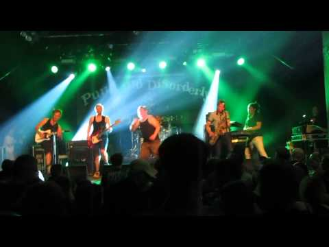 Mark Foggo's Skasters - Lucky To Be Alive (live @ Punk & Disorderly 2015 Astra Berlin, 19.04.2015)
