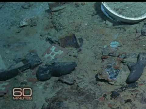 RMS Lusitania sinking: Incredible new undersea images shows WWI shipwreck that claimed 1,200 lives