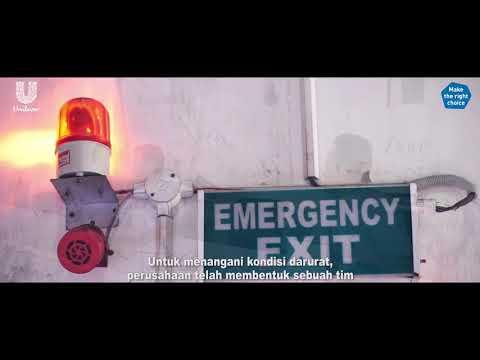 Unilever Indonesia : Safey Induction Video | Cikarang Plant
