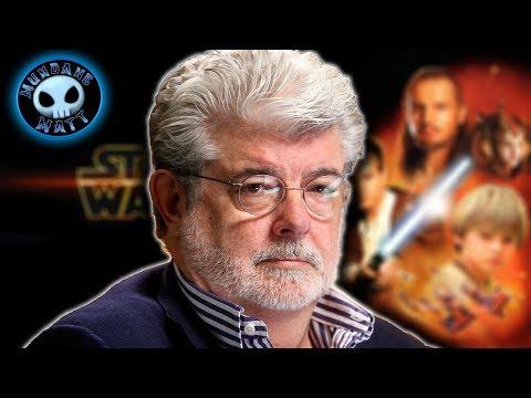 """George Lucas says he took THE PHANTOM MENACE """"too far"""""""