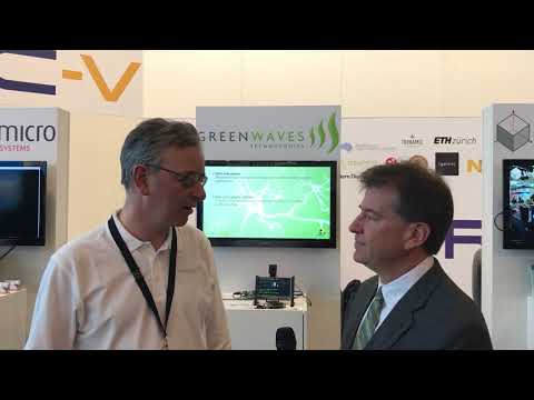 GreenWaves Technologies at Embedded World 2018