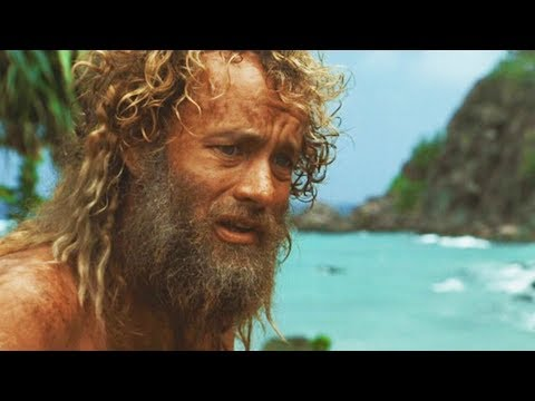 CAST AWAY - Movies Endings Explained (2000) Tom Hanks, Robert Zemeckis