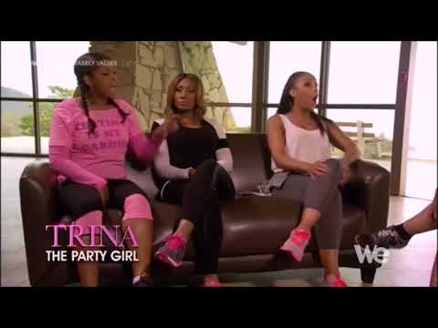Braxton Sisters Go to Therapy After Towanda's Meltdown [BFV - S4E2 | Sisters on the Verge]