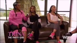 Braxton Sisters Go to Therapy After Towanda