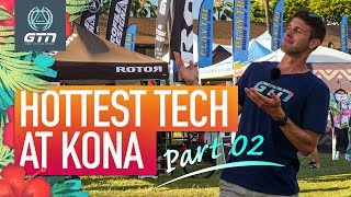 The Hottest Tech At Kona Pt. 2   Ironman World Championships Expo Tour 2019