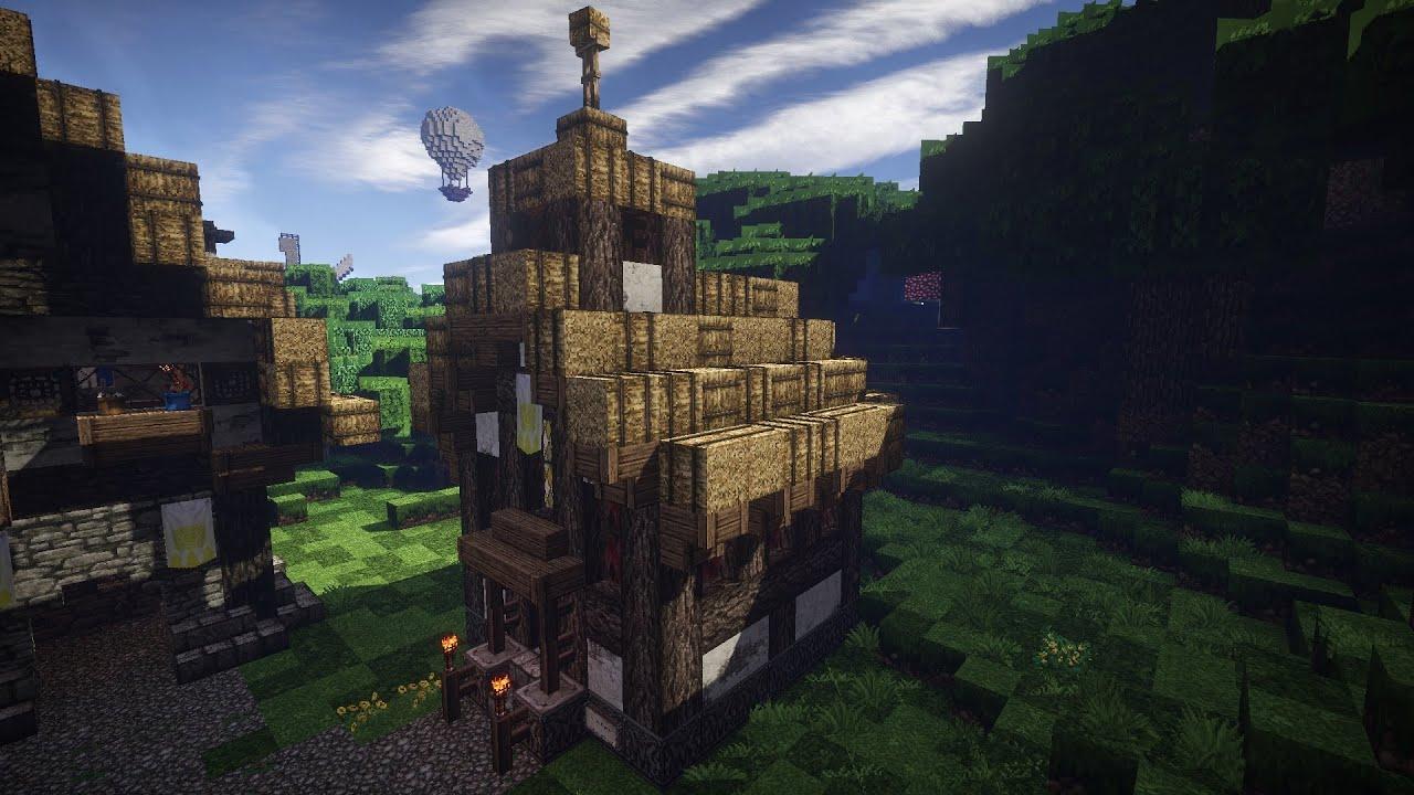 Minecraft Kapelle