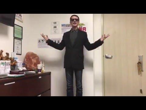 Stand-Up Comedy 🐜 The Italian Man Who Went to Malta George AntON on stage @LA School Nursing Career