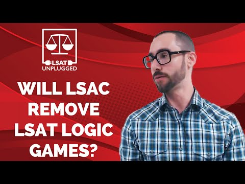 LSAC To Remove LSAT Logic Games In Next 4 Years