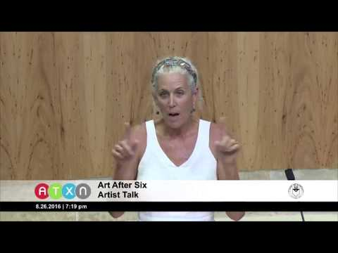 Art After Six Artists Speaker Series-The People's Gallery