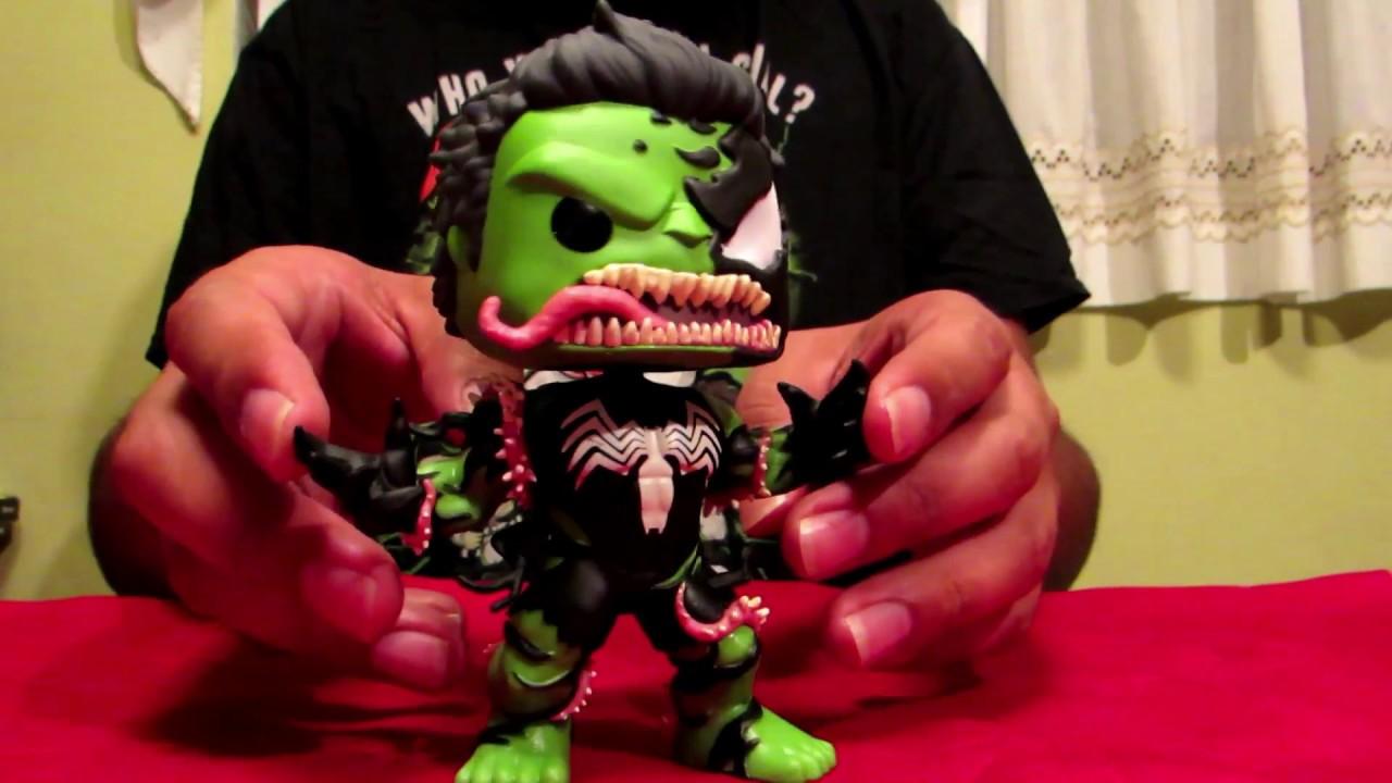 Funko Pop Vinyl-Venom-venomized Hulk 366