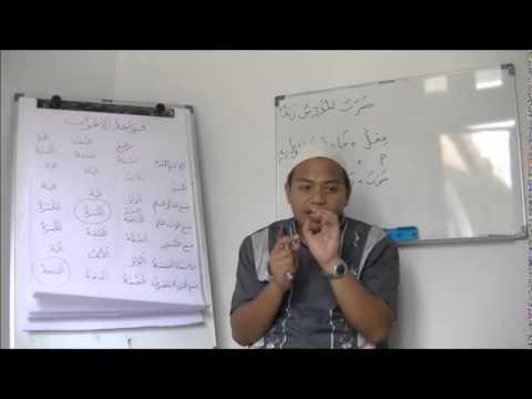 Bahasa Arab Untuk Pemula : Rumus Sakti Jumlah Fi'liyyah : Fi'il Muta'addiy (4)