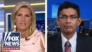 Dinesh D'Souza: My pardon is dangerous to left's ideology