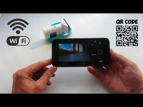 Подключение Sony AS300 к смартфону на Android