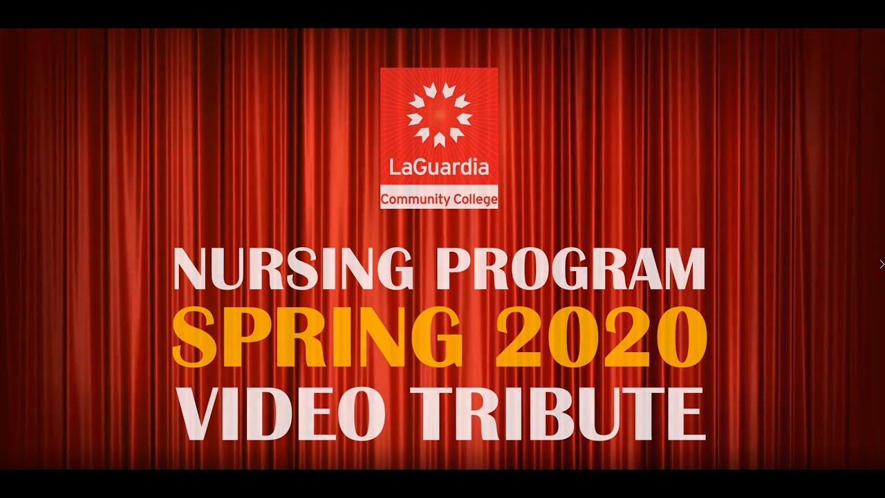 Laguardia Community College Calendar 2022.Nursing