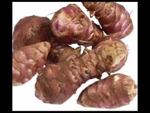 Jerusalem Artichokes Vegetable Health Benefits