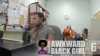 "AWKWARD Black Girl | ""The Stapler"" [S. 1, Ep. 6]"
