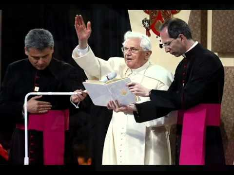 Mons. Guido Marini - The Papal Master of Ceremonie...