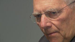 Schäuble - Macht und Ohnmacht (dbate.de-Trailer)