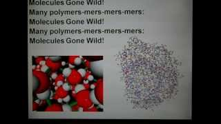 """Molecules Gone Wild (Bio Style)"" - Macromolecules Song (PPT ver.)"