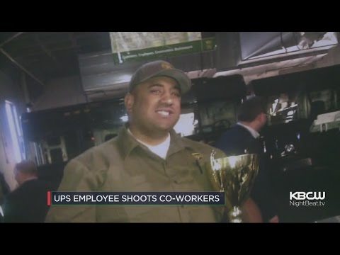 Loved Ones Create Memorial For Victims Of San Francisco UPS Shooting