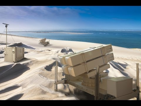 MBDA presents the MARTE COASTAL DEFENCE SYSTEM at DIMDEX 2014, Doha, Qatar