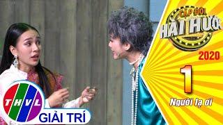 Cặp đôi hài hước Mùa 3 - Tập 1[3]: Con dâu ngoại quốc - Đoàn Thanh Phượng, Tống Yến Nhi