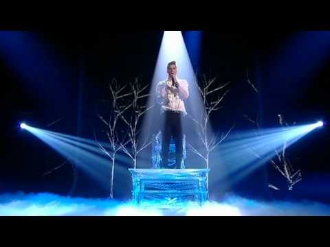 Aiden Grimshaw sings Mad World - The X Factor Live (Full Version)