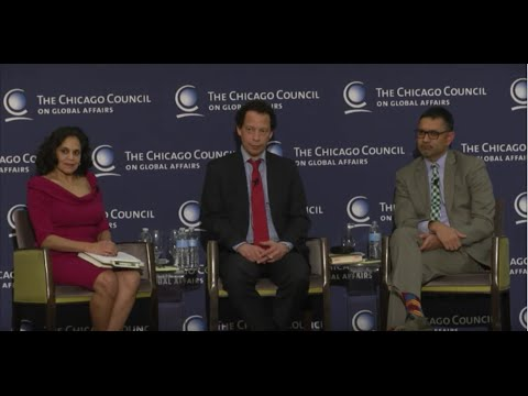 Lawrence Hill and Ali Noorani on Immigration and the Global Refugee Crisis