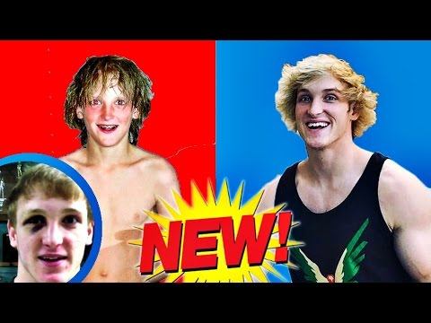Thumbnail: NEW! LOGAN PAUL Through The Years - FROM 1 TO 22 YEARS OLD! #LOGANG4LIFE