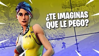 EL TIRO PERFECTO !! - Fortnite: Battle Royale