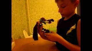 Самоделка ЛегоLego Hero factory Bionicle с супер рукой!!!Cупер!!!!
