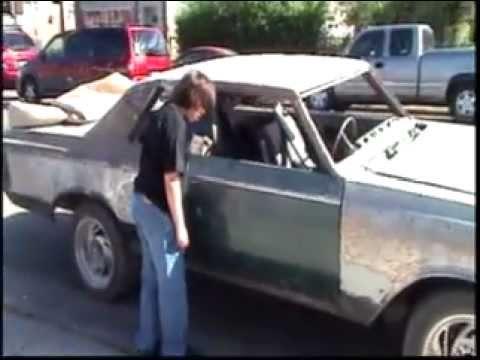 Piece Of Shit Car