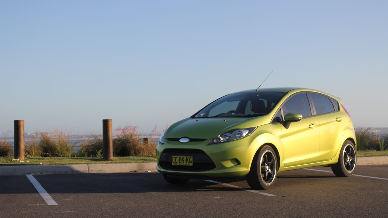 2009 ford fiesta econetic review