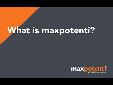 What is maxpotenti?