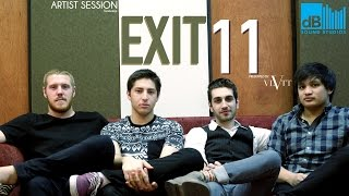 Exit 11 performs Siren Song at DB Sound Studios