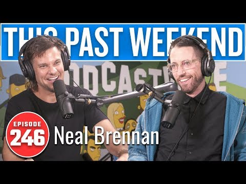 Neal Brennan   This Past Weekend w/ Theo Von #246 from YouTube · Duration:  1 hour 49 minutes 14 seconds